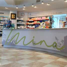 Mina Pharmacy