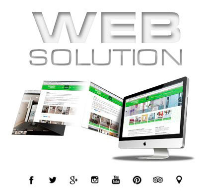web and social solution