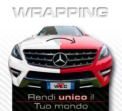 car Wrapping Treviso