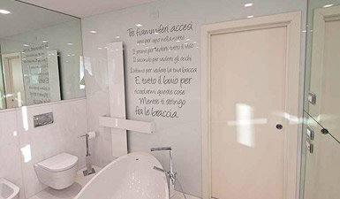 Customization of Luxury Residence Bathroom