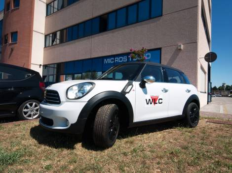Car Wrapping Mini Treviso