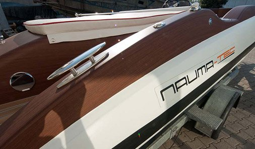 Wrapping Boat | Yacht Tender