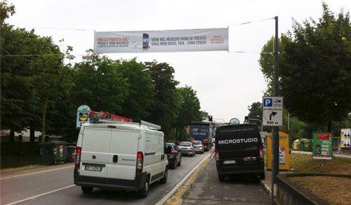 Treviso Advertising Banner