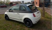 Wrapping Fiat 500