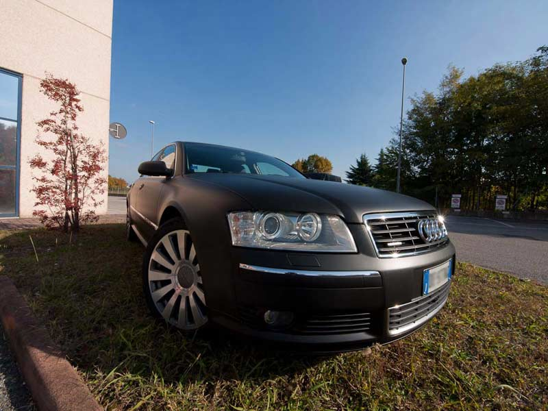 Car Wrapping Treviso - Audi A8