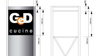 Totem graphic design