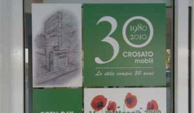 grafica locandina crosato