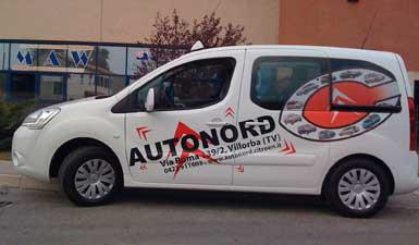 Reclamizzazione Auto | Treviso