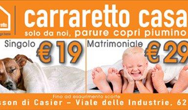 Coordinated image Carraretto Casa