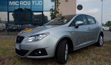 Seat ibiza decoration colfert