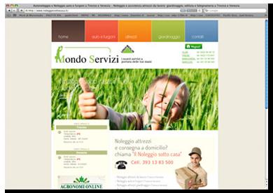 progettazione sito internet per attività commerciale